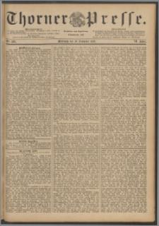 Thorner Presse 1888, Jg. VI, Nro. 298 + Beilage