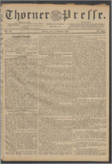 Thorner Presse 1888, Jg. VI, Nro. 302 + Beilage