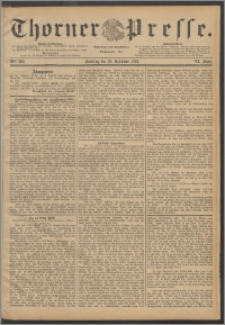 Thorner Presse 1888, Jg. VI, Nro. 306