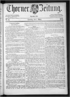 Thorner Zeitung 1885, Nro. 51