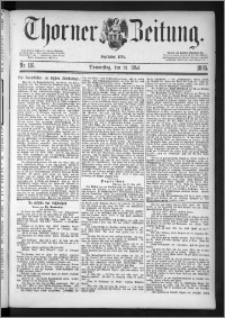 Thorner Zeitung 1885, Nro. 116