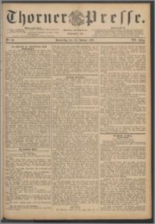 Thorner Presse 1889, Jg. VII, Nro. 20