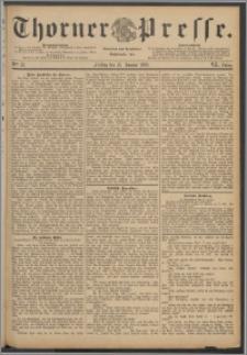 Thorner Presse 1889, Jg. VII, Nro. 21
