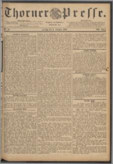 Thorner Presse 1889, Jg. VII, Nro. 33