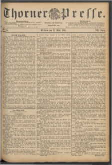 Thorner Presse 1889, Jg. VII, Nro. 61