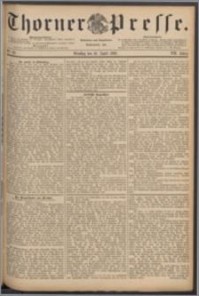 Thorner Presse 1889, Jg. VII, Nro. 90