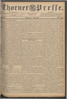 Thorner Presse 1889, Jg. VII, Nro. 106