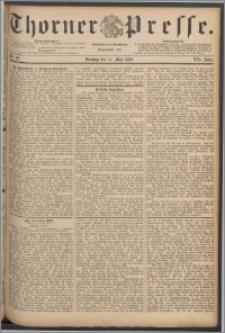 Thorner Presse 1889, Jg. VII, Nro. 112
