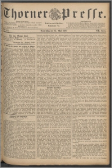 Thorner Presse 1889, Jg. VII, Nro. 119