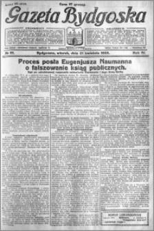 Gazeta Bydgoska 1925.04.21 R.4 nr 91
