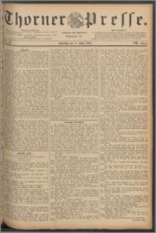 Thorner Presse 1889, Jg. VII, Nro. 133 + Beilage