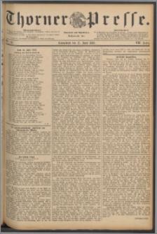 Thorner Presse 1889, Jg. VII, Nro. 137
