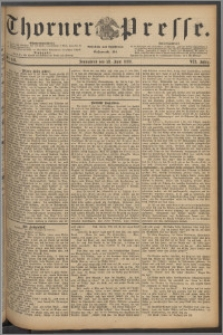 Thorner Presse 1889, Jg. VII, Nro. 143