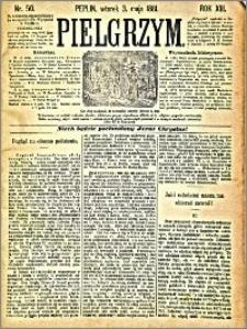 Pielgrzym, pismo religijne dla ludu 1881 nr 50