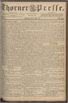 Thorner Presse 1889, Jg. VII, Nro. 165