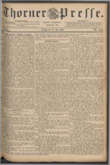 Thorner Presse 1889, Jg. VII, Nro. 166