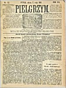 Pielgrzym, pismo religijne dla ludu 1881 nr 52