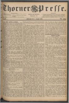 Thorner Presse 1889, Jg. VII, Nro. 182
