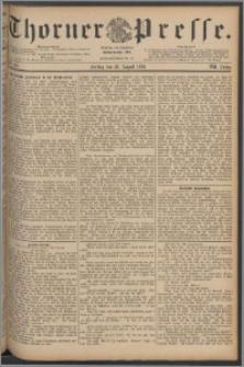 Thorner Presse 1889, Jg. VII, Nro. 196