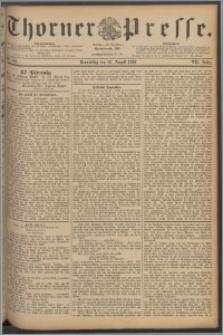Thorner Presse 1889, Jg. VII, Nro. 201