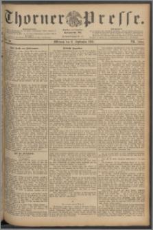 Thorner Presse 1889, Jg. VII, Nro. 212