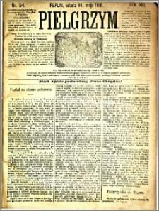 Pielgrzym, pismo religijne dla ludu 1881 nr 54
