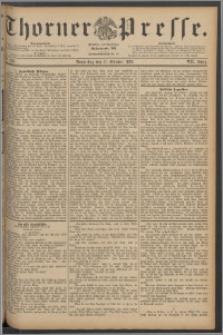 Thorner Presse 1889, Jg. VII, Nro. 243