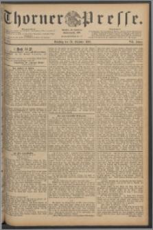 Thorner Presse 1889, Jg. VII, Nro. 253