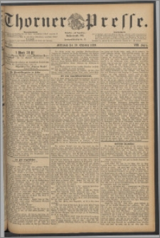 Thorner Presse 1889, Jg. VII, Nro. 254