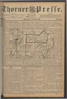 Thorner Presse 1889, Jg. VII, Nro. 277