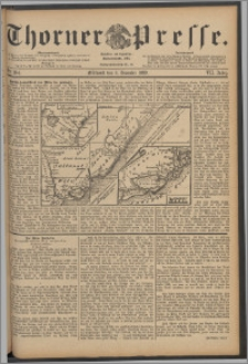 Thorner Presse 1889, Jg. VII, Nro. 284