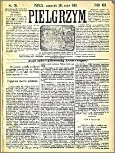 Pielgrzym, pismo religijne dla ludu 1881 nr 59