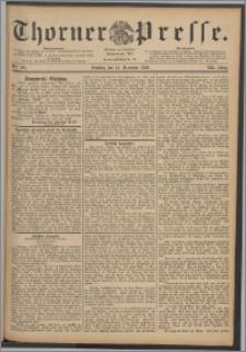 Thorner Presse 1889, Jg. VII, Nro. 301 + Beilage