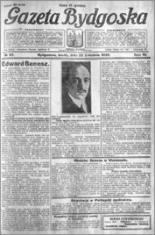 Gazeta Bydgoska 1925.04.22 R.4 nr 92