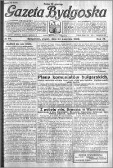 Gazeta Bydgoska 1925.04.24 R.4 nr 94