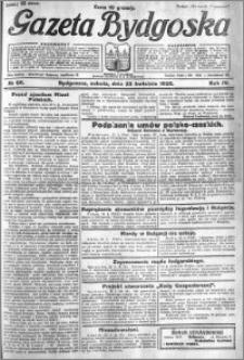 Gazeta Bydgoska 1925.04.25 R.4 nr 95