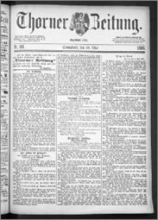 Thorner Zeitung 1886, Nro. 118