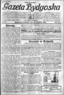 Gazeta Bydgoska 1925.04.26 R.4 nr 96