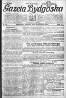 Gazeta Bydgoska 1925.04.30 R.4 nr 99