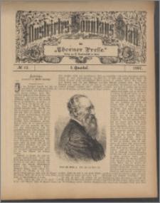 Illustrirtes Sonntags Blatt 1887, 3 Quartal, nr 12