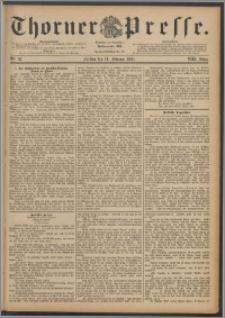 Thorner Presse 1890, Jg. VIII, Nro. 38
