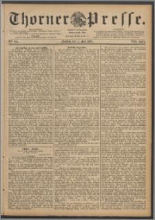 Thorner Presse 1890, Jg. VIII, Nro. 109 + Beilage, Beilagenwerbung