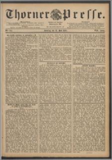 Thorner Presse 1890, Jg. VIII, Nro. 114 + Beilage