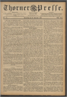 Thorner Presse 1890, Jg. VIII, Nro. 218
