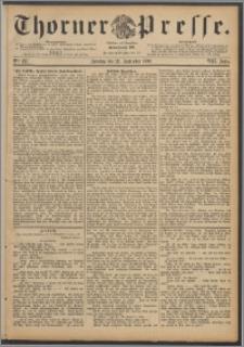 Thorner Presse 1890, Jg. VIII, Nro. 227 + Beilage