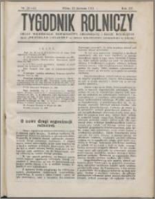 Tygodnik Rolniczy 1931, R. 15 nr 31/32