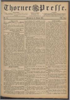 Thorner Presse 1890, Jg. VIII, Nro. 253
