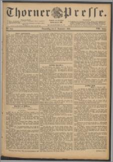 Thorner Presse 1890, Jg. VIII, Nro. 260