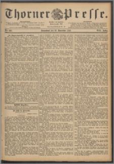 Thorner Presse 1890, Jg. VIII, Nro. 280