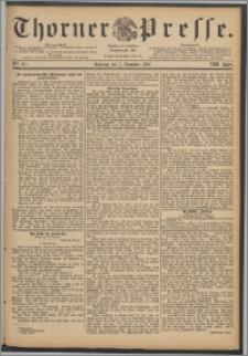 Thorner Presse 1890, Jg. VIII, Nro. 287 + Beilage